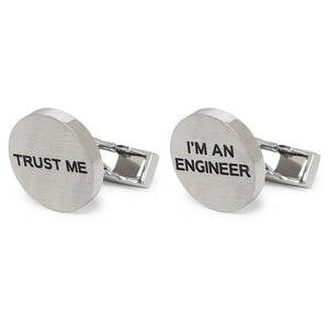 I'M AN ENGINEER CUFFLINKS