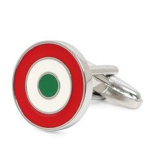 ARROW BOARD CUFFLINKS