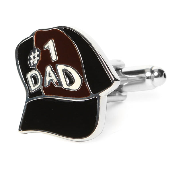 NO.1 DAD CUFFLINKS