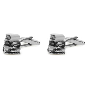 BOOKS CUFFLINKS