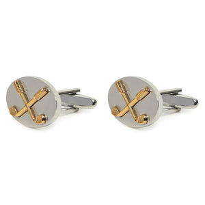 GOLF PIN CUFFLINKS