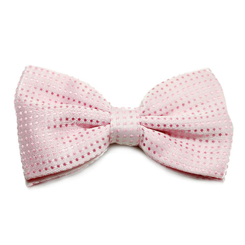 SMALL POLKADOT DARK LIGHT BOWTIE