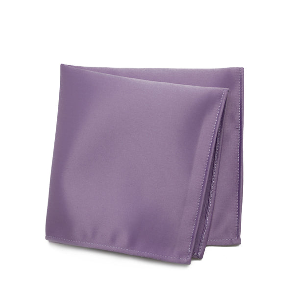 LAVENDER POCKET SQUARE
