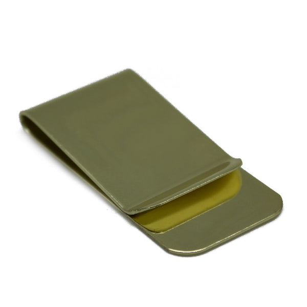 MONEY CLIP BRONZE