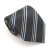 PATTERN REGULAR NECKTIE BLACK FRANCIS