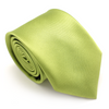 REGULAR SILK COLOR TIE GREEN