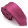 SKINNY SILK COLOR TIE PURPLE LIGHT
