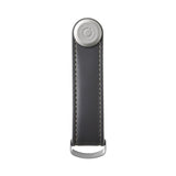 ORBITKEY 2.0 LEATHER CHARCOAL-GREY