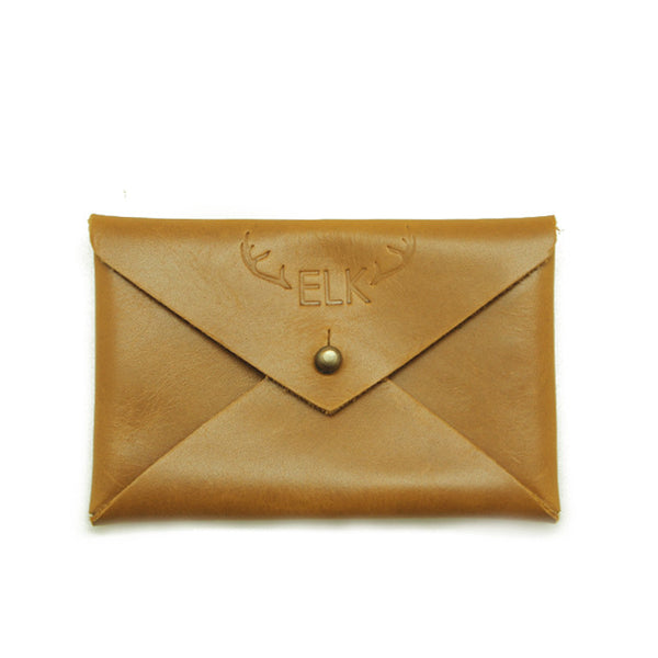 PETER CARD HOLDER TAN