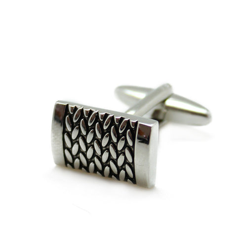 CLASSIC CUFFLINKS WITH BRAID
