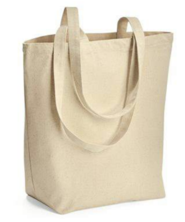 Fem & Fempowered Tote Bag (Cotton Canvas)