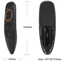 Load image into Gallery viewer, Android TV box voice remote control G10 2.4ghz wireless smart remote