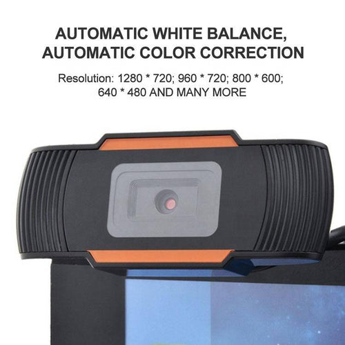 High Quality Full HD 1080P USB Web Camera Live Broadcasting PC Video Webcam Camera - DemonDevices