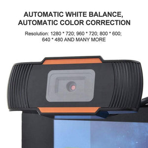 High Quality Full HD 1080P USB Web Camera Live Broadcasting PC Video Webcam Camera