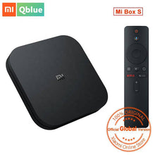 Load image into Gallery viewer, Stock Xiaomi Mi Box S Streaming Media Player Home 4K HDR Android TV Google Assistant