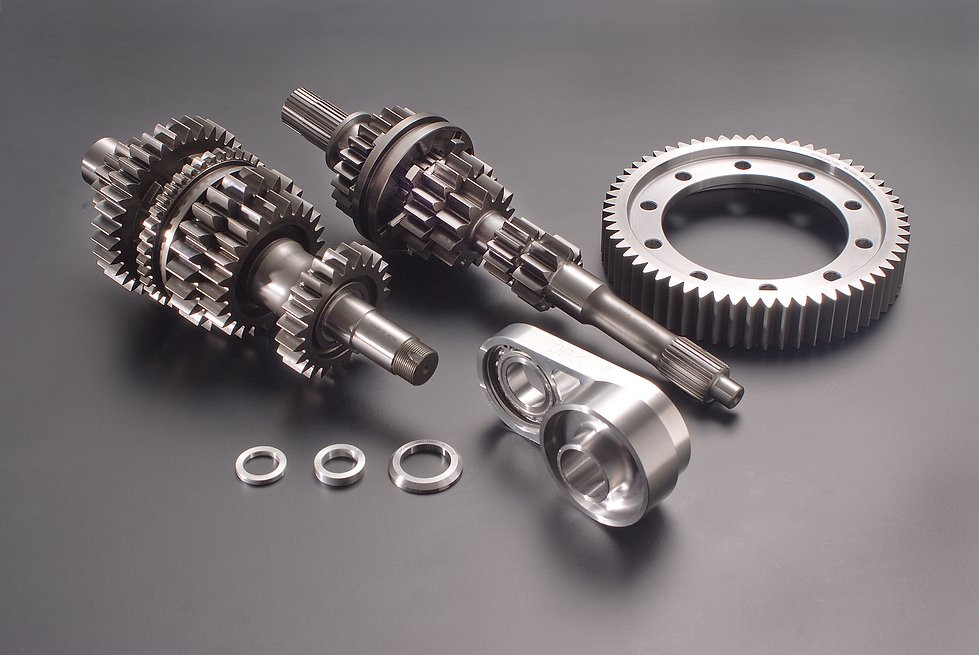 PPG HONDA B-SERIES DRAG GEAR SET FWD
