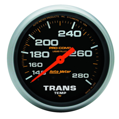 Auto Meter - Pro-Comp Series Transmission Temperature Gauge