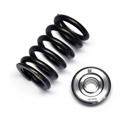 Brian Crower - Single Valve Spring & Titanium Retainer Kit Suit Nissan RB26DETT