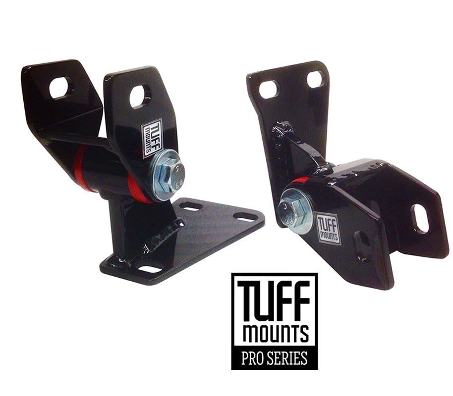 Tuff Mounts - Engine Mounts  for Holden 6 cylinder in HQ-WB, LC-LX Toranas & VB-VK Commodores