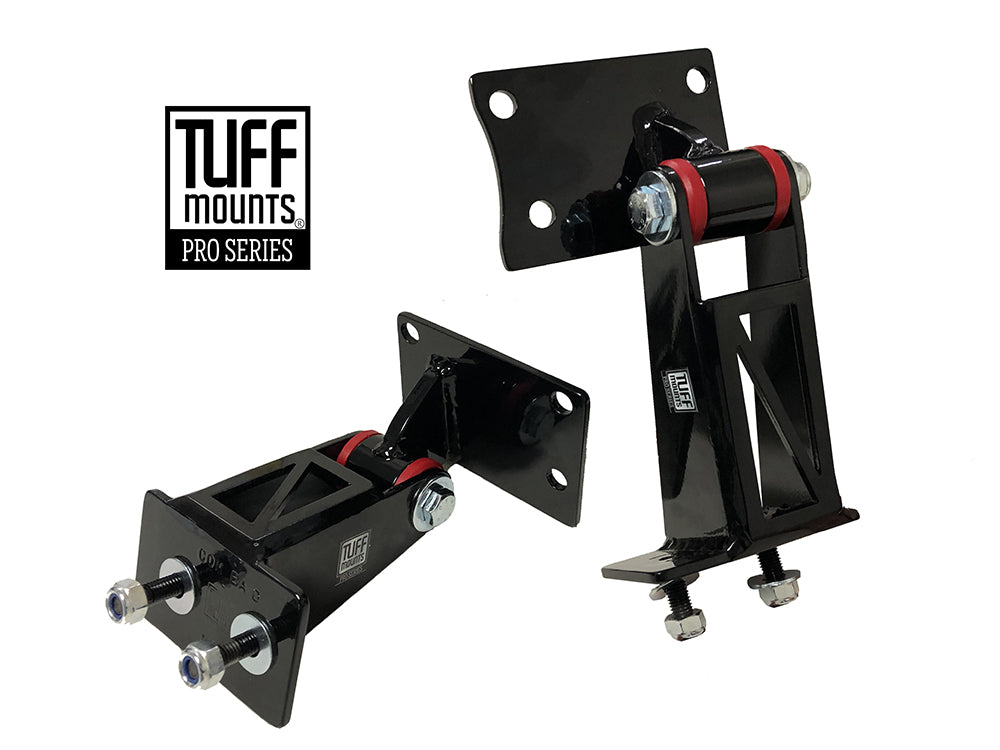 Tuff Mounts Engine Mounts for FORD BARRA Conversion into VN-VS Commodore V6 K-frame