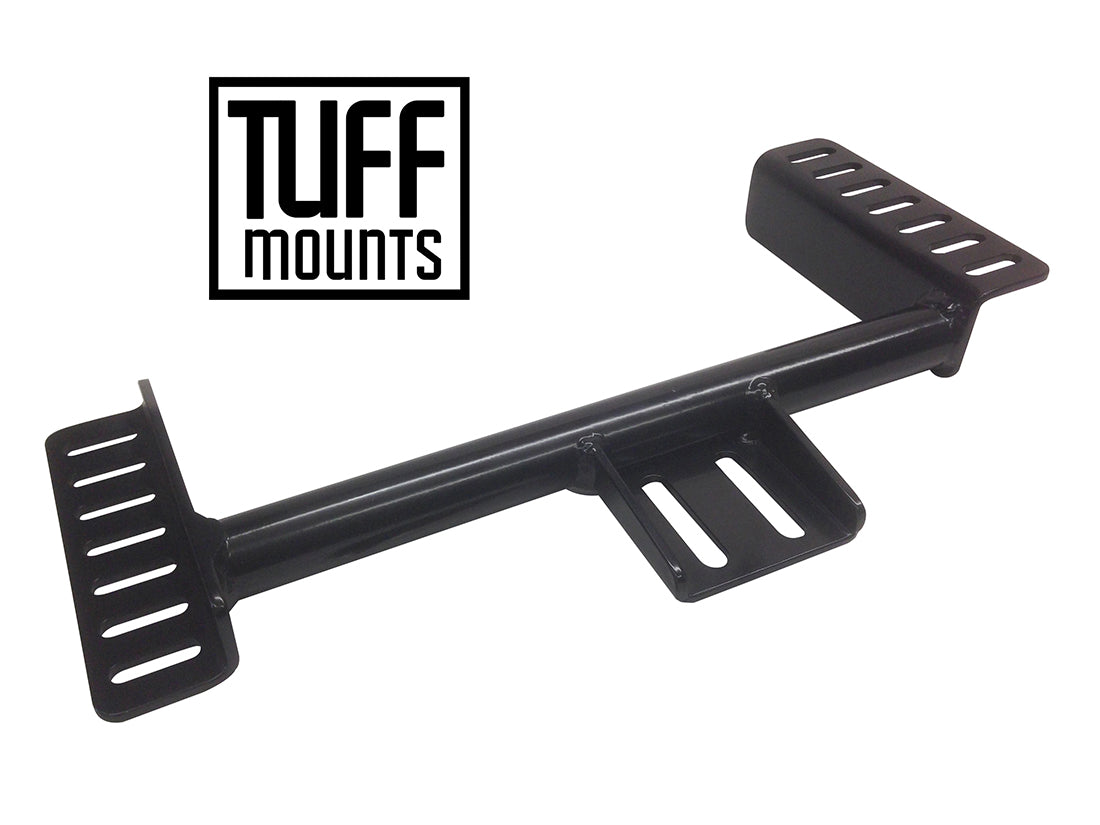 Tuff Mounts TUBULAR GEARBOX CROSSMEMBER for T350 & Powerglide into VB-VK Commodore BARRA CONVERSION