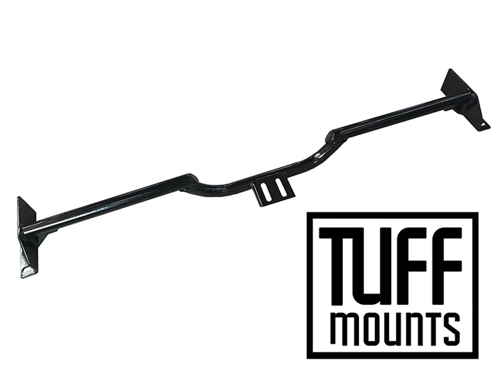 Tuff Mounts TUBULAR GEARBOX CROSSMEMBER for T350 & Powerglide into HQ-WB COMMERCIAL