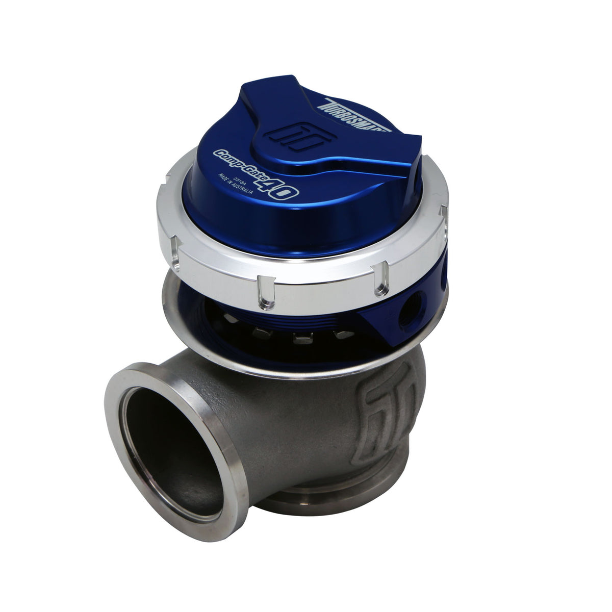 Turbosmart - Gen V Wastegate 40MM CompGate40 14psi Blue