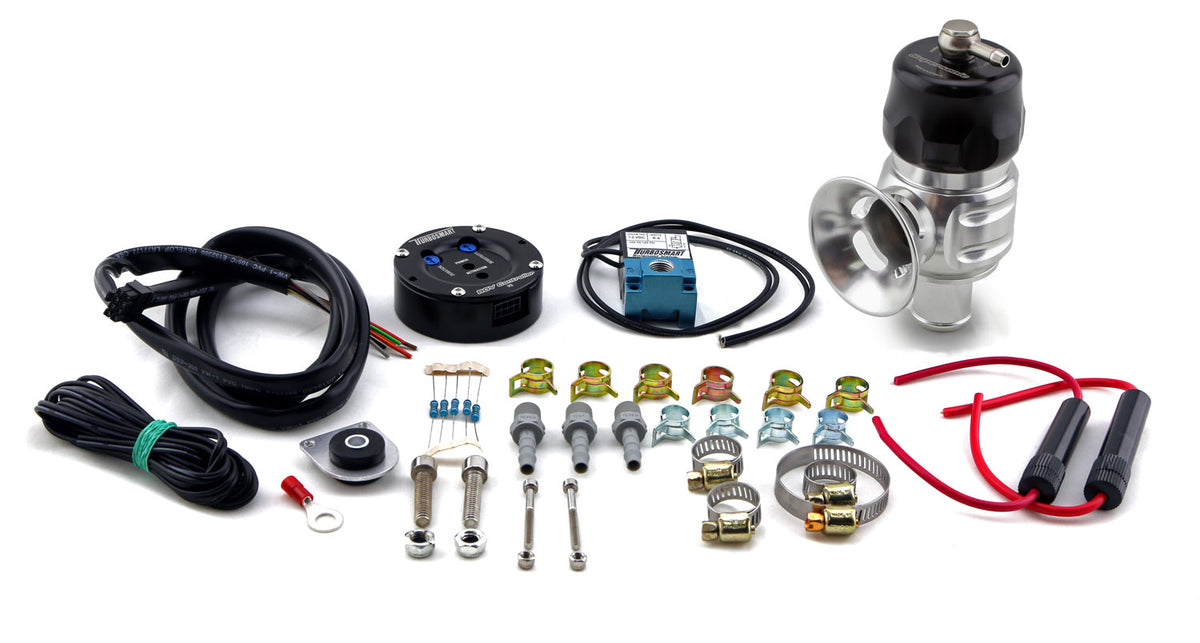 Turbosmart - BOV Controller BOV5 Kit - Black