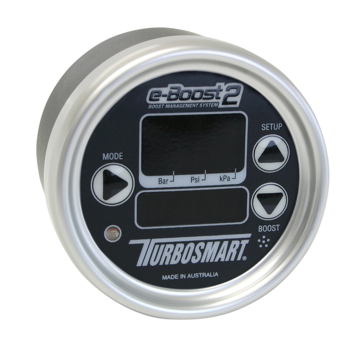 Turbosmart - eB2 60psi 66mm Black Silver