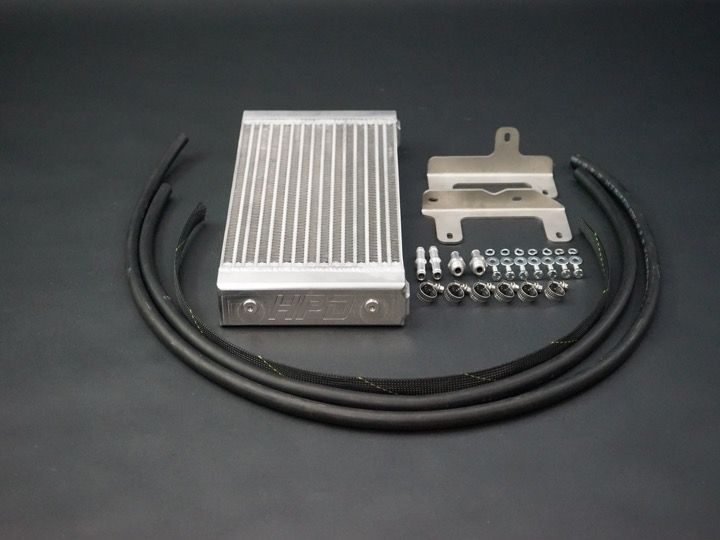 HP Diesel - Holden Colorado RG 2.8LT Transcooler Kit