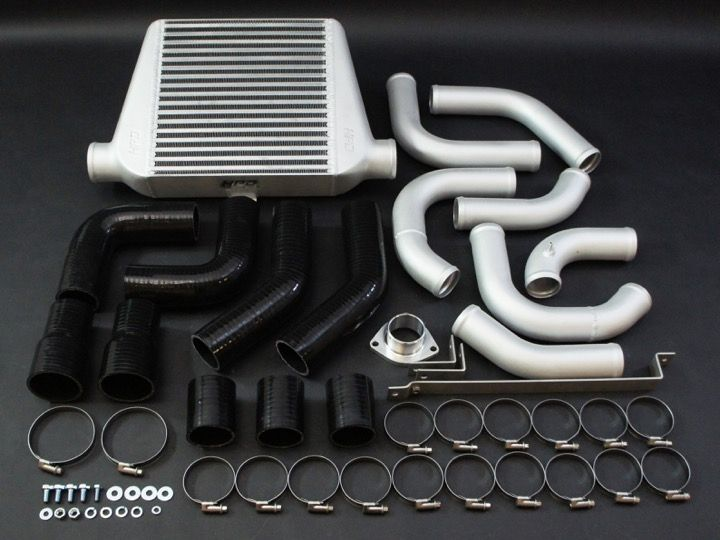 HP Diesel - Toyota Landcruiser 60 Series Intercooler Kit