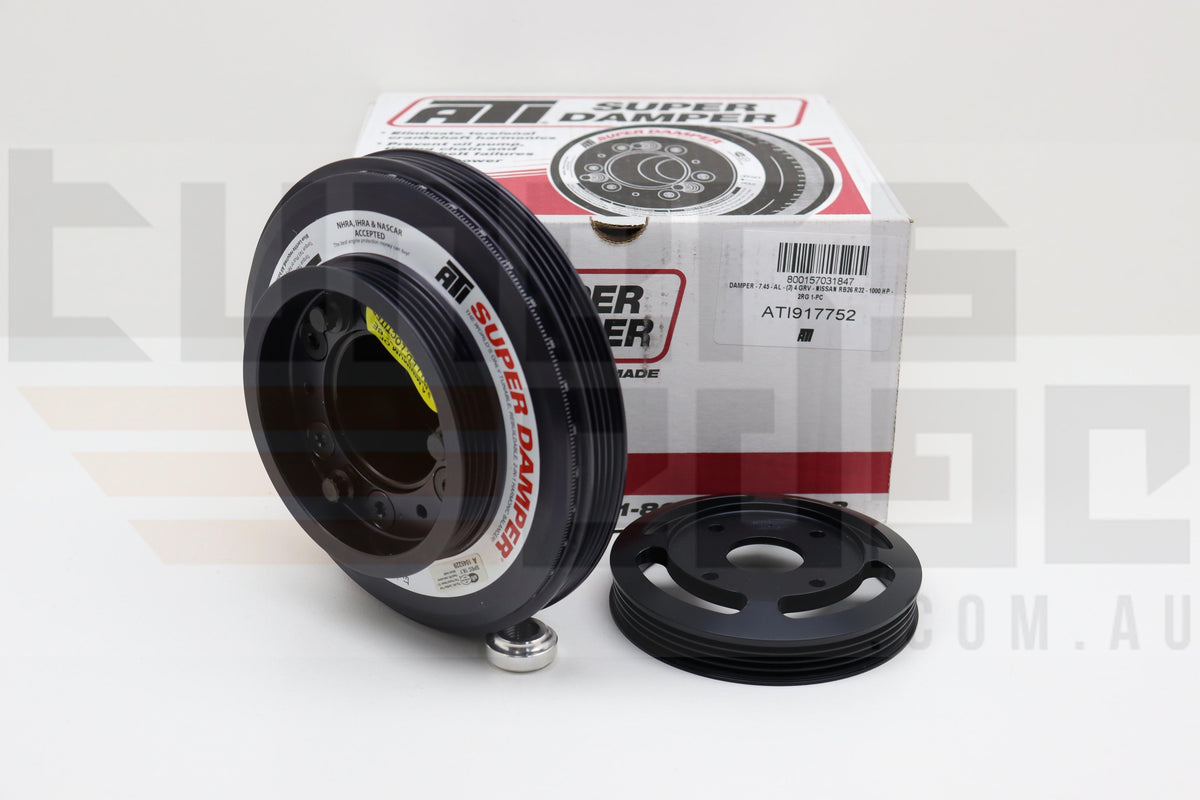 ATI Super Damper SFI Approved Nissan RB26DETT