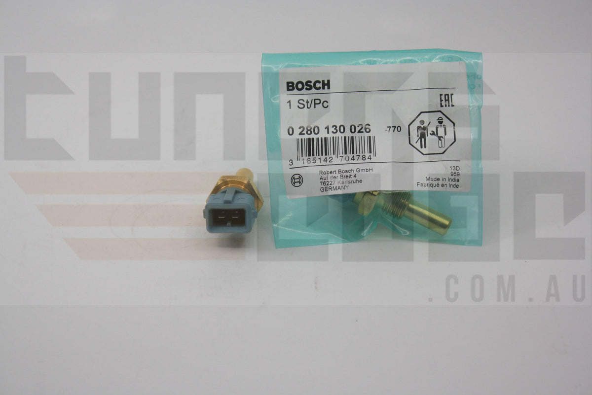 Bosch Water / Oil / Air Temperature Sensor, 130 deg C Water/Oil/Air