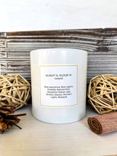 Load image into Gallery viewer, all natural soy wax scented candle travel inspired