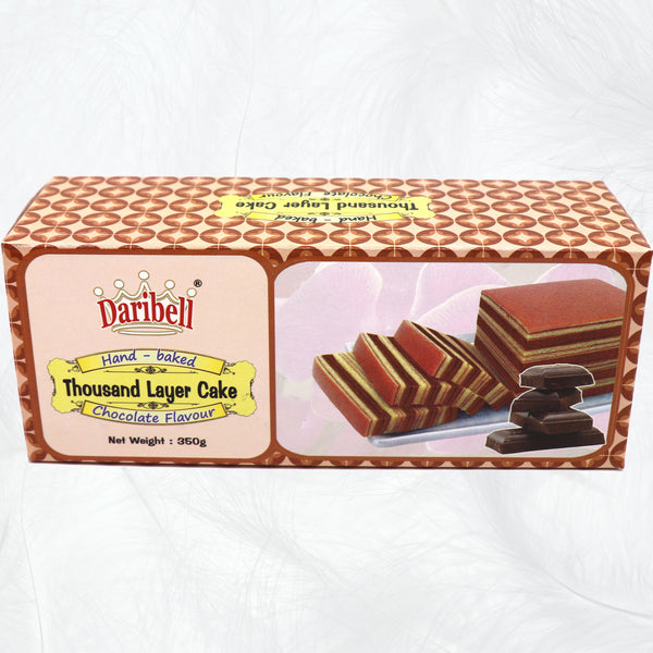 350g Daribell TLC Vacpack Chocolate