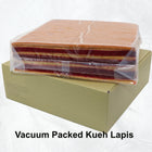 1.2KG Daribell Vacpack Superior Grade Kueh Lapis Red Velvet - Less sweet recipe