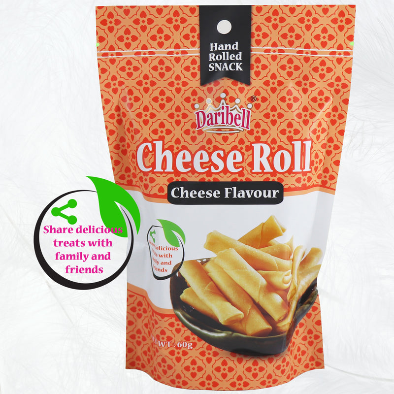 60g Daribell Cheese Roll