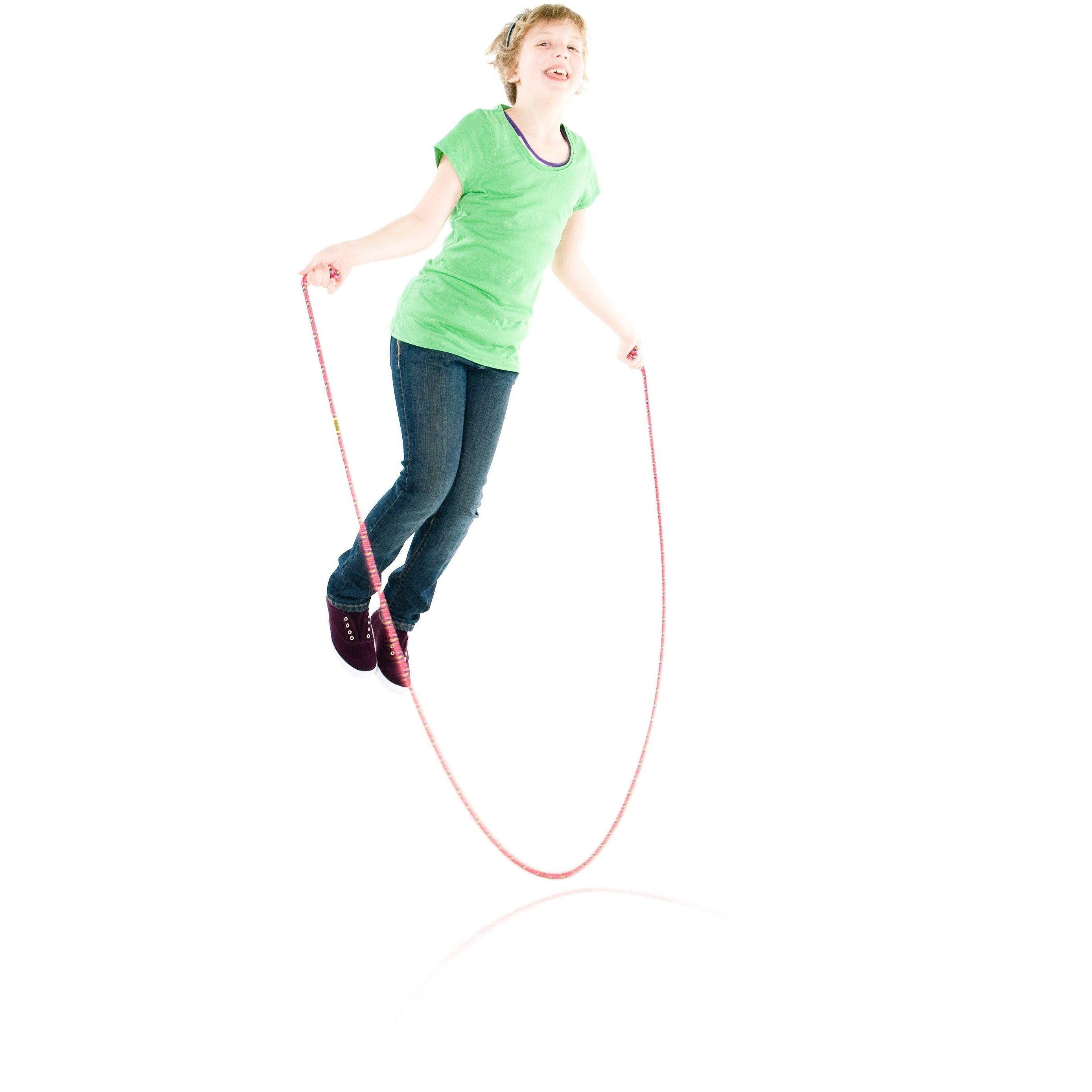 Jump Rope Confetti 8 Foot