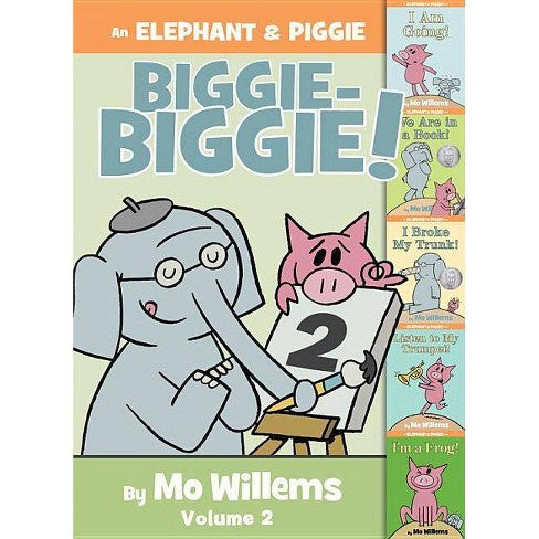 Elephant and Piggy Biggie-Biggie!