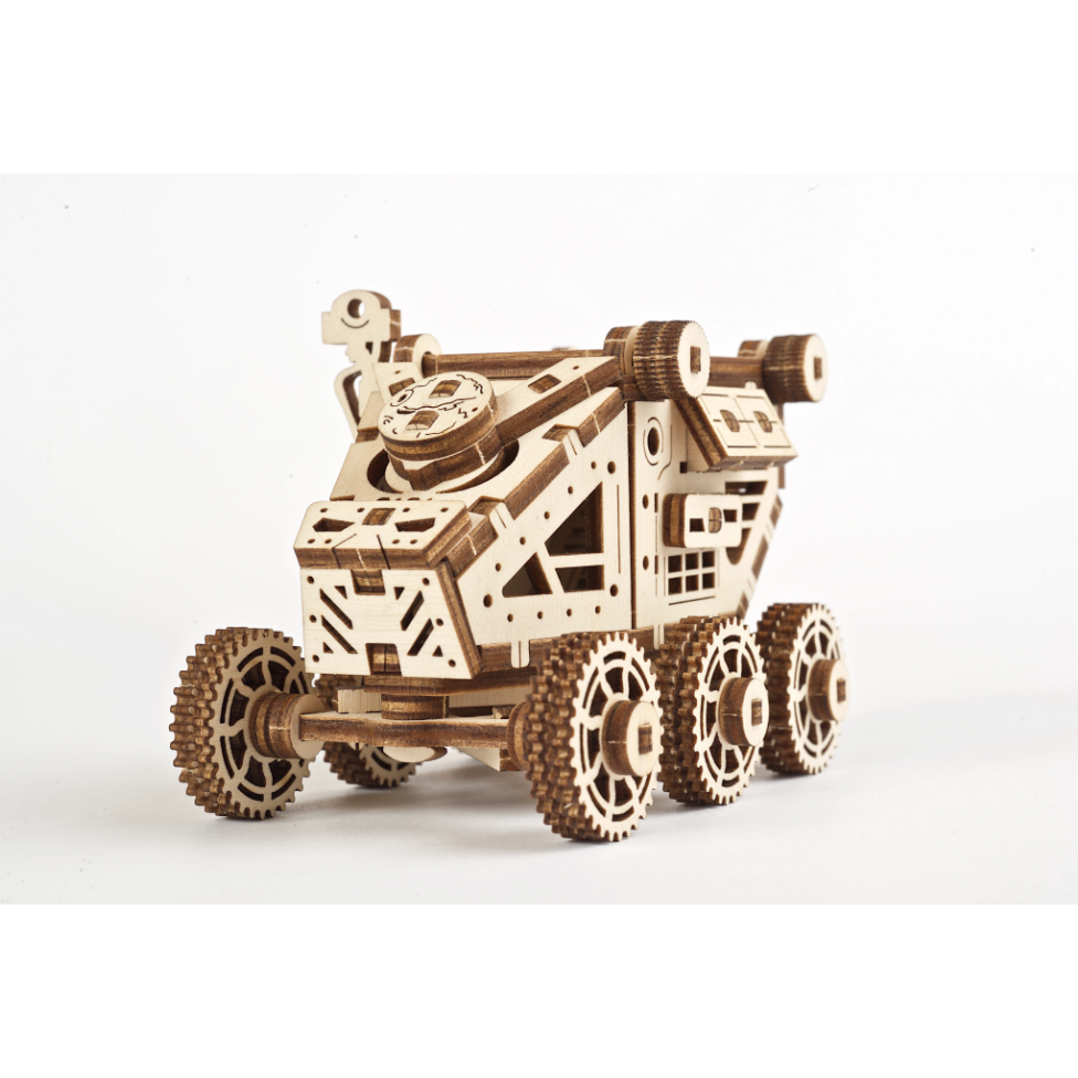Mars Buggy- Build your Own