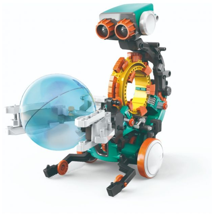 Mech 5 Mechanical Coding Robot
