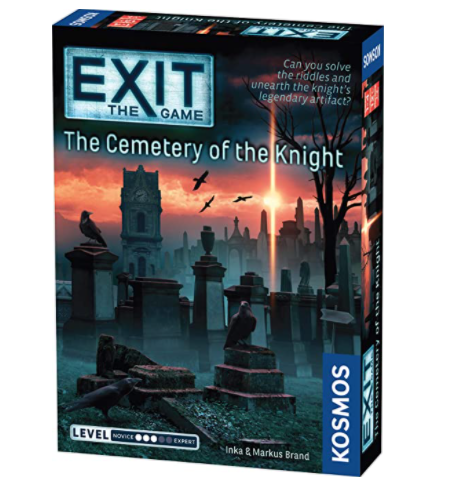 Exit! Game: Cemetery of the Knight