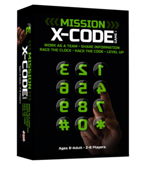 X- Code Game