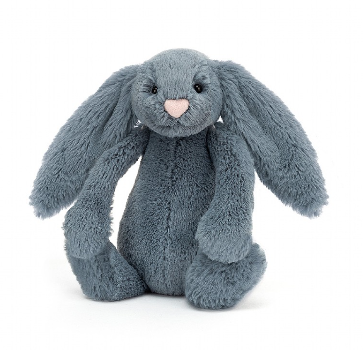 Dusky Blue Bunny Small