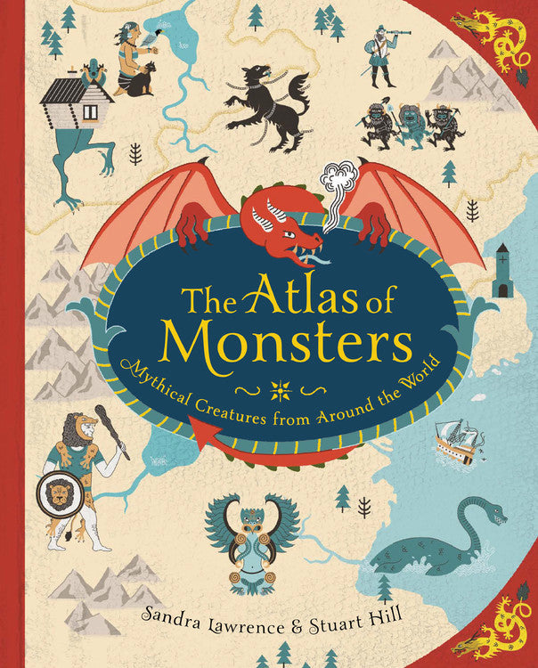 Atlas of Monsters