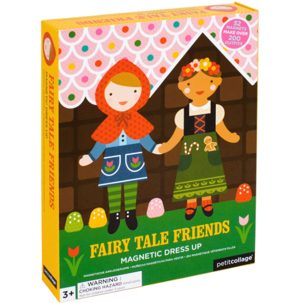 Magnetic Fairytale Dress Up Kit