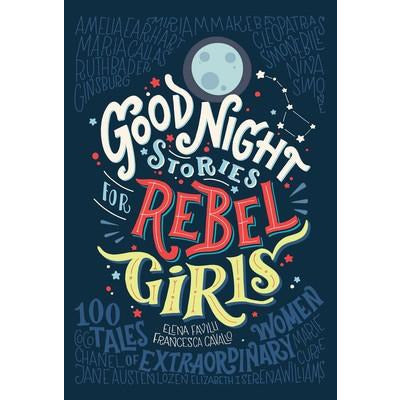 Goodnight Stories for Rebel Girls #1