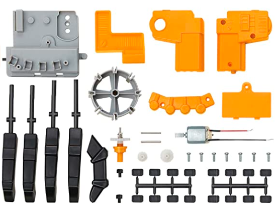 Motorized Robot Hand Kit