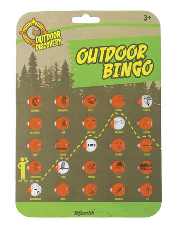 Outdoor Adventure Bingo