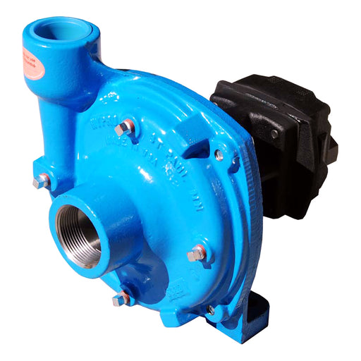 HYPRO HYD PUMP (OIL FLOW 15-22 LPM). 356 L/MIN. 5.5 BAR. INLET 1 1/2''. OUTLET 1 1/4''